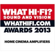 Two more gongs  for Yamaha at the 2013 What Hi-Fi Awards
