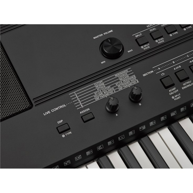 Psr ew400 overview portable keyboards keyboard for Yamaha keyboard models