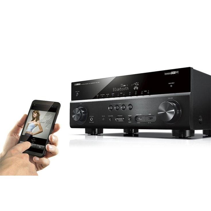 musiccast rx-v781 - overview - av receivers - audio & visual