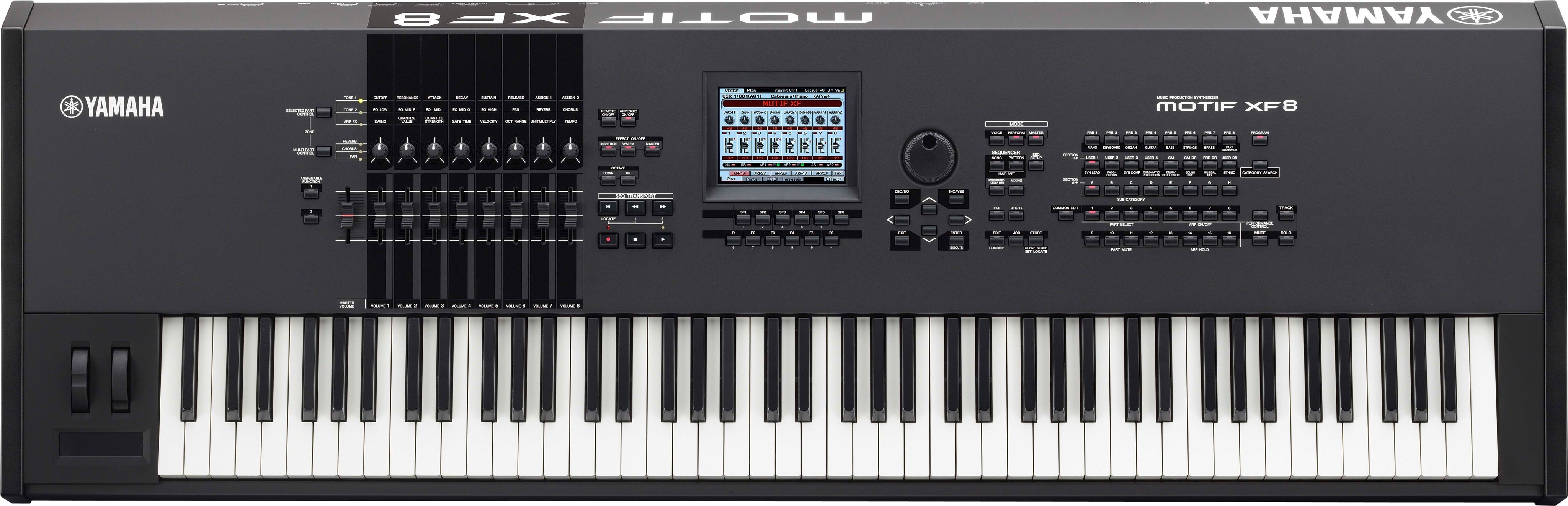 motif xf overview synthesizers synthesizers music production rh europe yamaha com motif xf reference manual pdf motif xf reference manual pdf