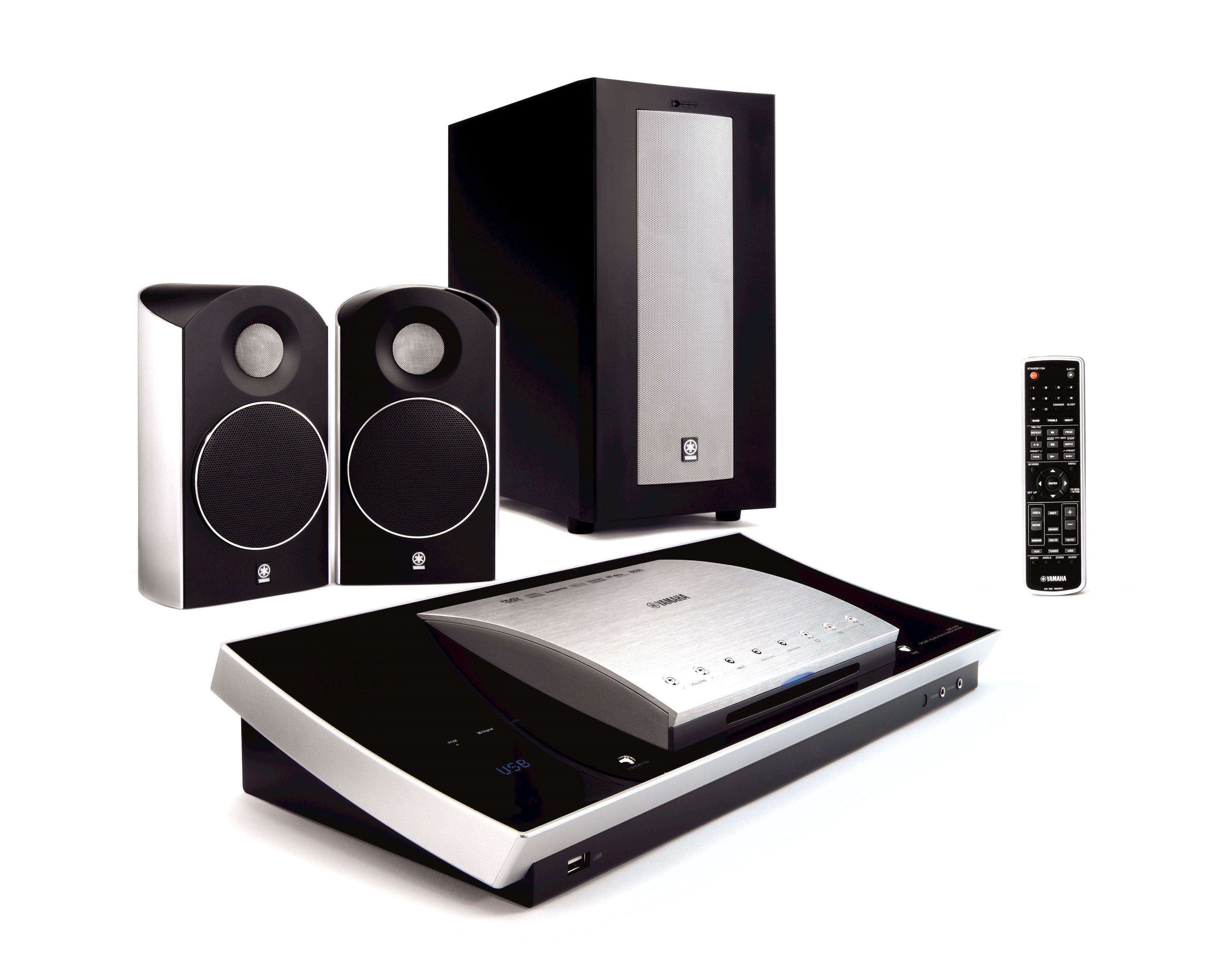Dvx 1000 overview home theater systems audio for Home theater yamaha