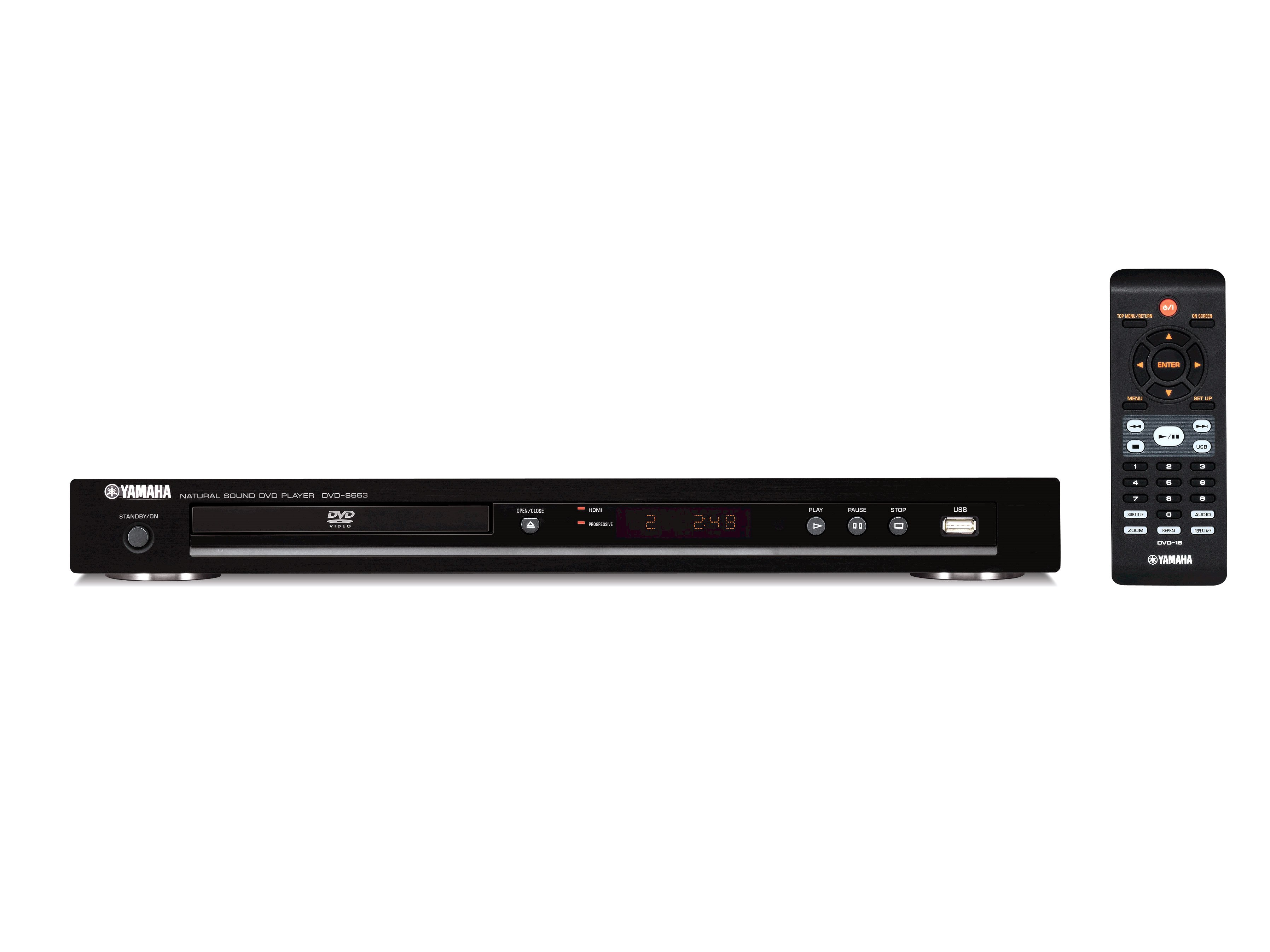 07804365e DVD-S663 - Overview - DVD Players - Audio & Visual - Products ...