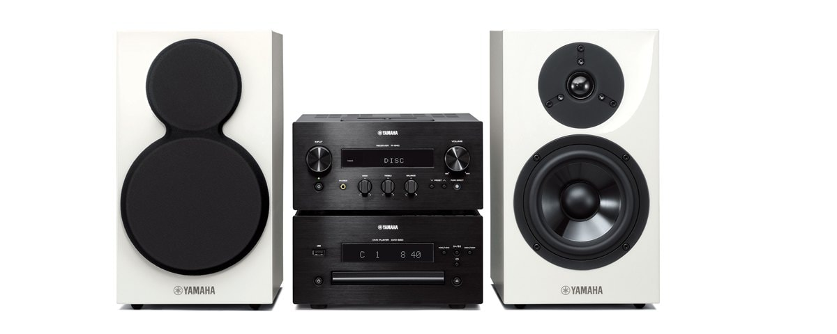 MCR-840 - Overview - HiFi Systems - Audio & Visual