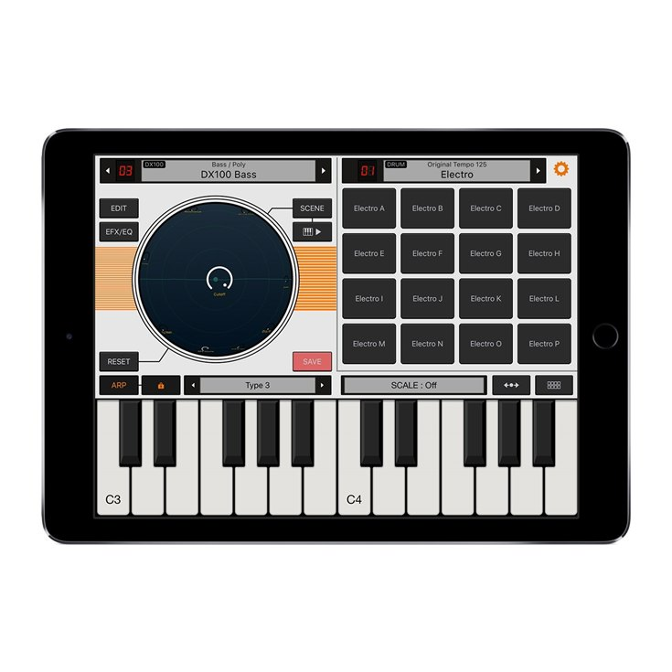 Fm essential overview apps synthesizers music for Yamaha mx61 specs