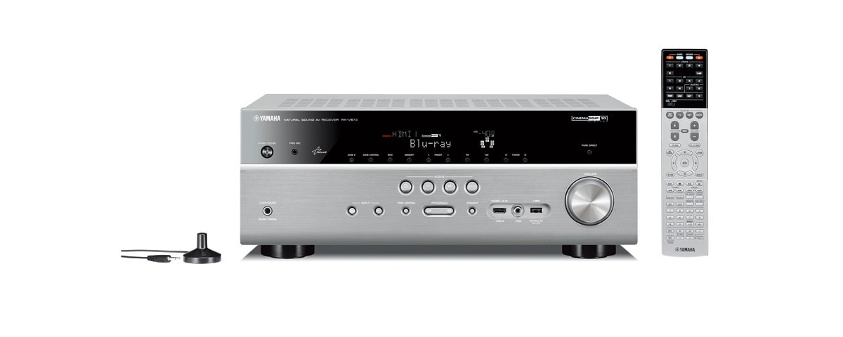 Rx v673 specs av receivers audio visual products for Yamaha receiver rx v673 manual