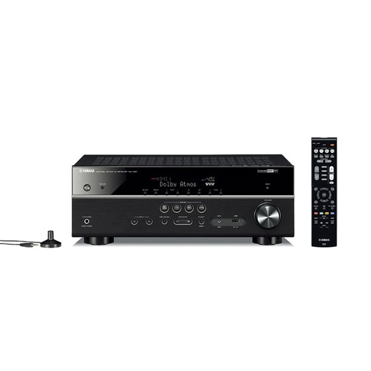 rx-v581 - overview - av receivers - audio & visual - products
