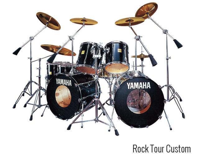 Yamaha Rock Tour Custom Snare