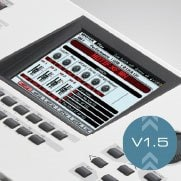 MOTIF XF WH - Features - Synthesizers - Synthesizers & Music