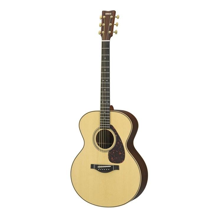 Where Are Yamaha L Series Guitars Made