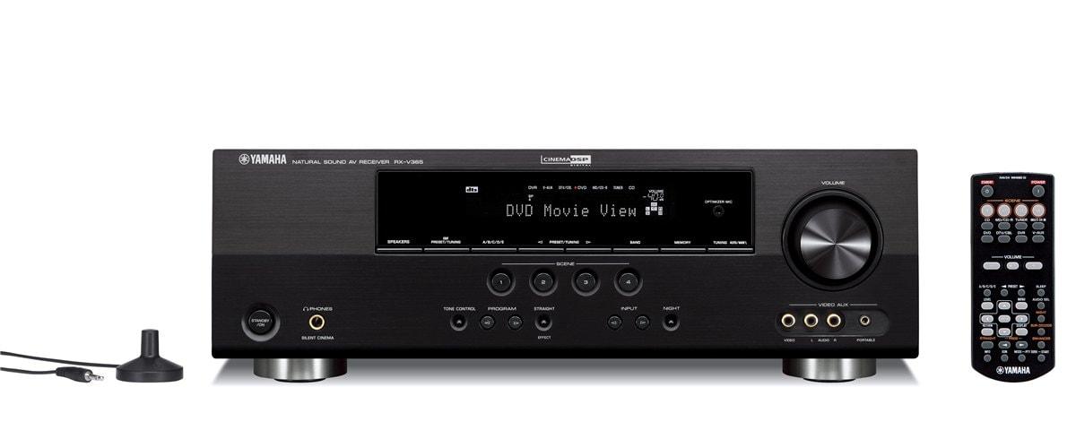 RX-V365 - Overview - AV Receivers - Audio & Visual