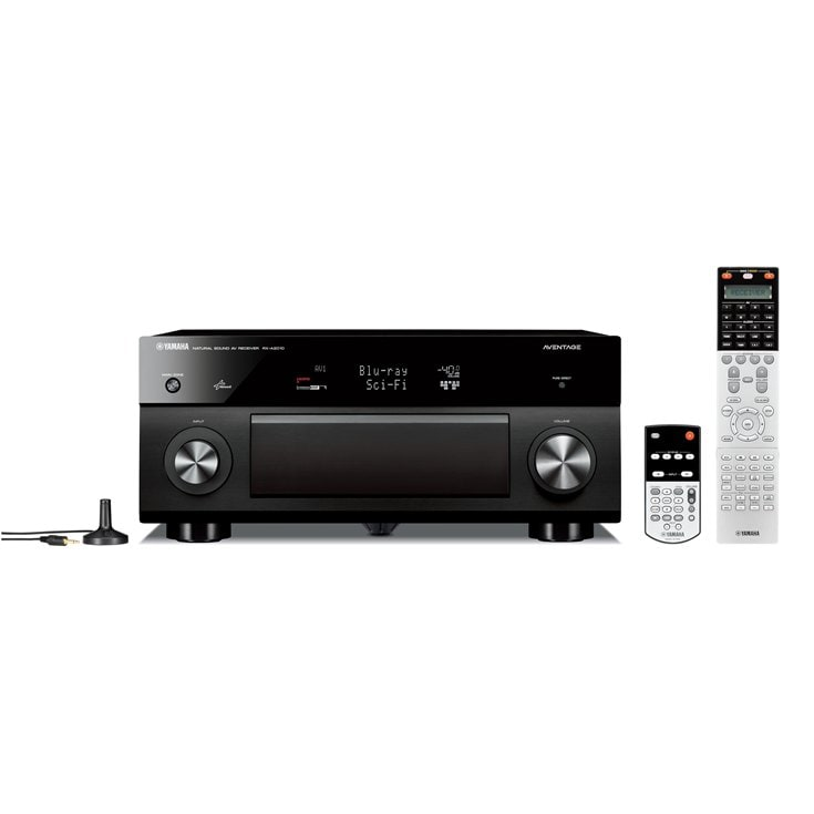 Rx a2010 overview av receivers audio visual for Yamaha rx a2010 specs