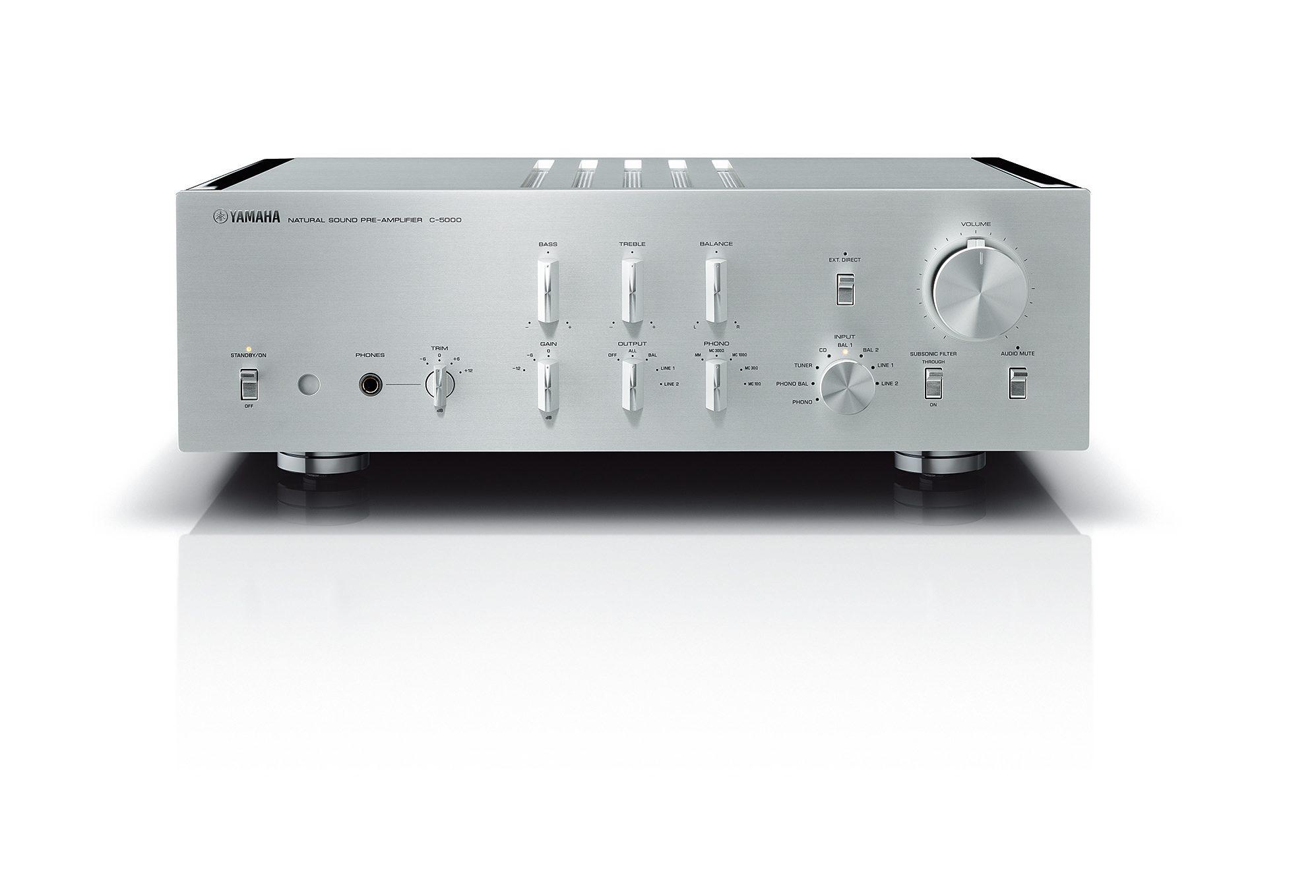 C-5000 - Overview - HiFi Components - Audio & Visual