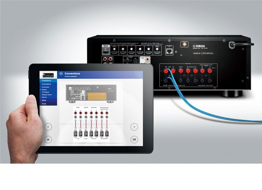 MusicCast RX-A1050 - Features - AV Receivers - Audio & Visual