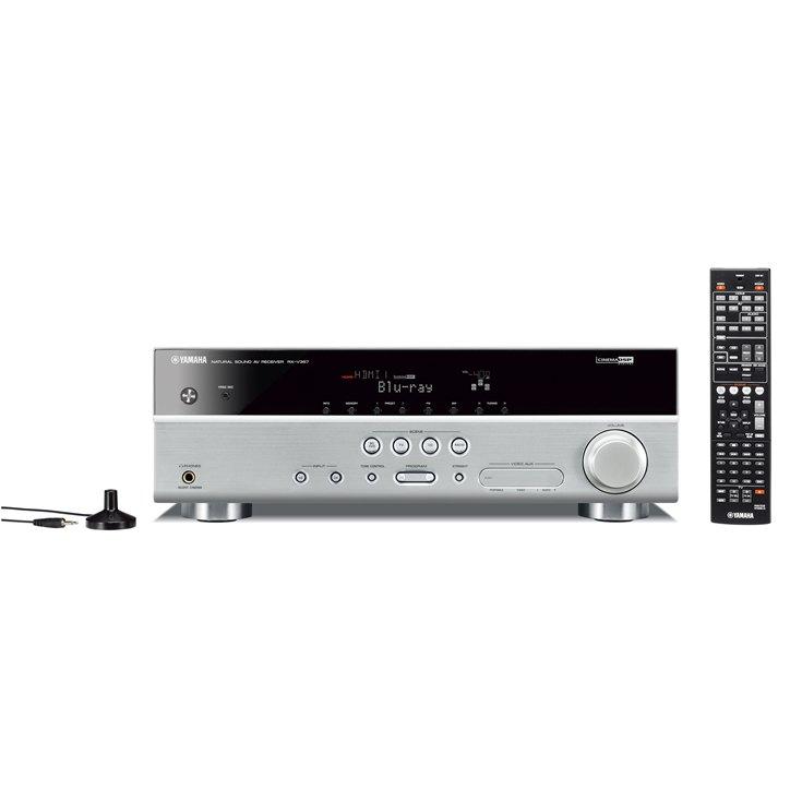 Rx V367 Overview Av Receivers Audio Visual
