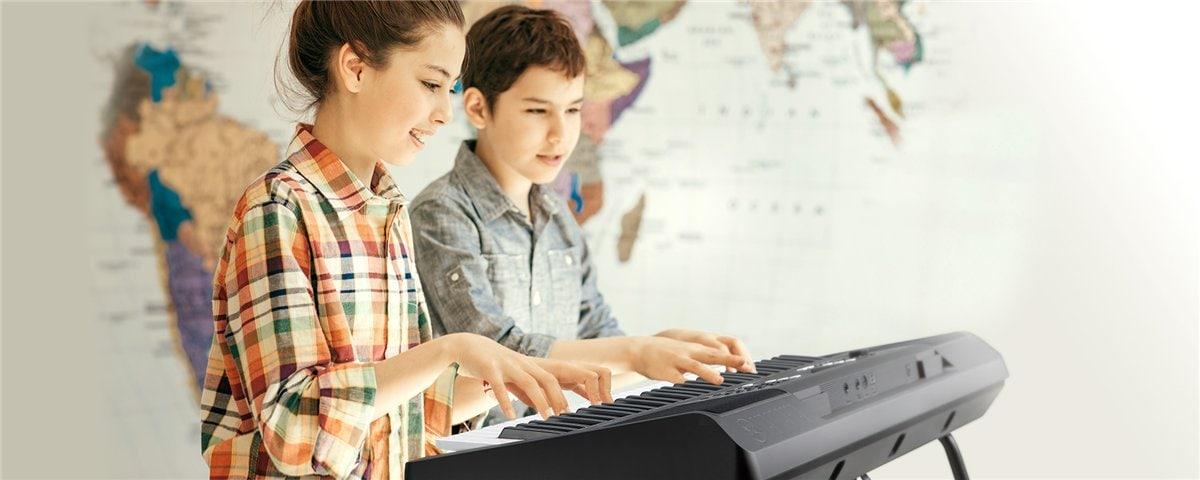 PSR-E363 - Downloads - Portable Keyboards - Keyboard Instruments