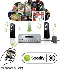 R-N500 - Features - HiFi Components - Audio & Visual - Products