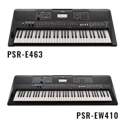 yamaha introduces the psr ew410 and psr e463 powerful portable keyboards that are not just for. Black Bedroom Furniture Sets. Home Design Ideas