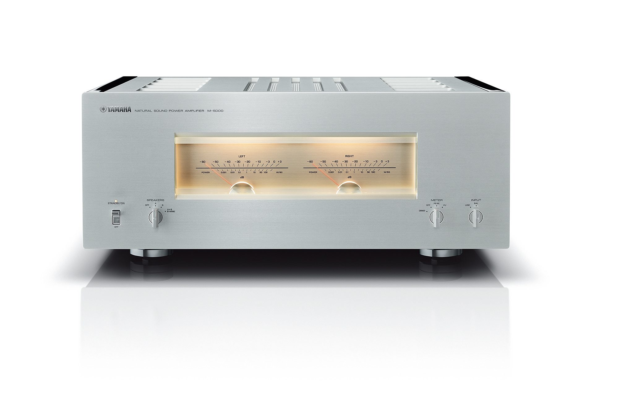 M 5000 Overview Hifi Components Audio Visual Products Circuit But Have A High Performance Power Amplifiers This New
