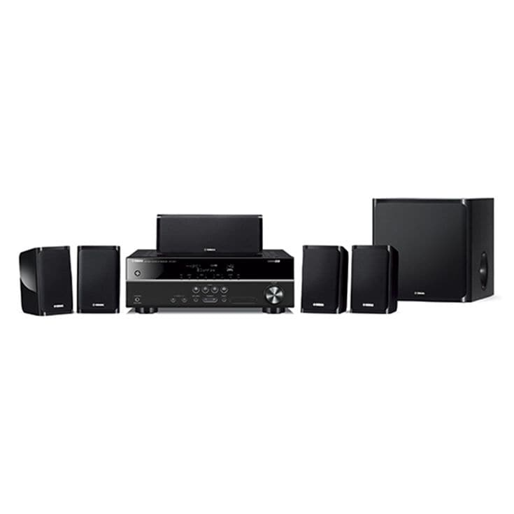 YHT-1840 - Overview - Home Theater Systems - Audio & Visual