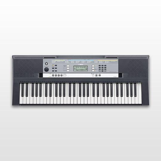 YPT-240 - Downloads - Portable Keyboards - Keyboard Instruments