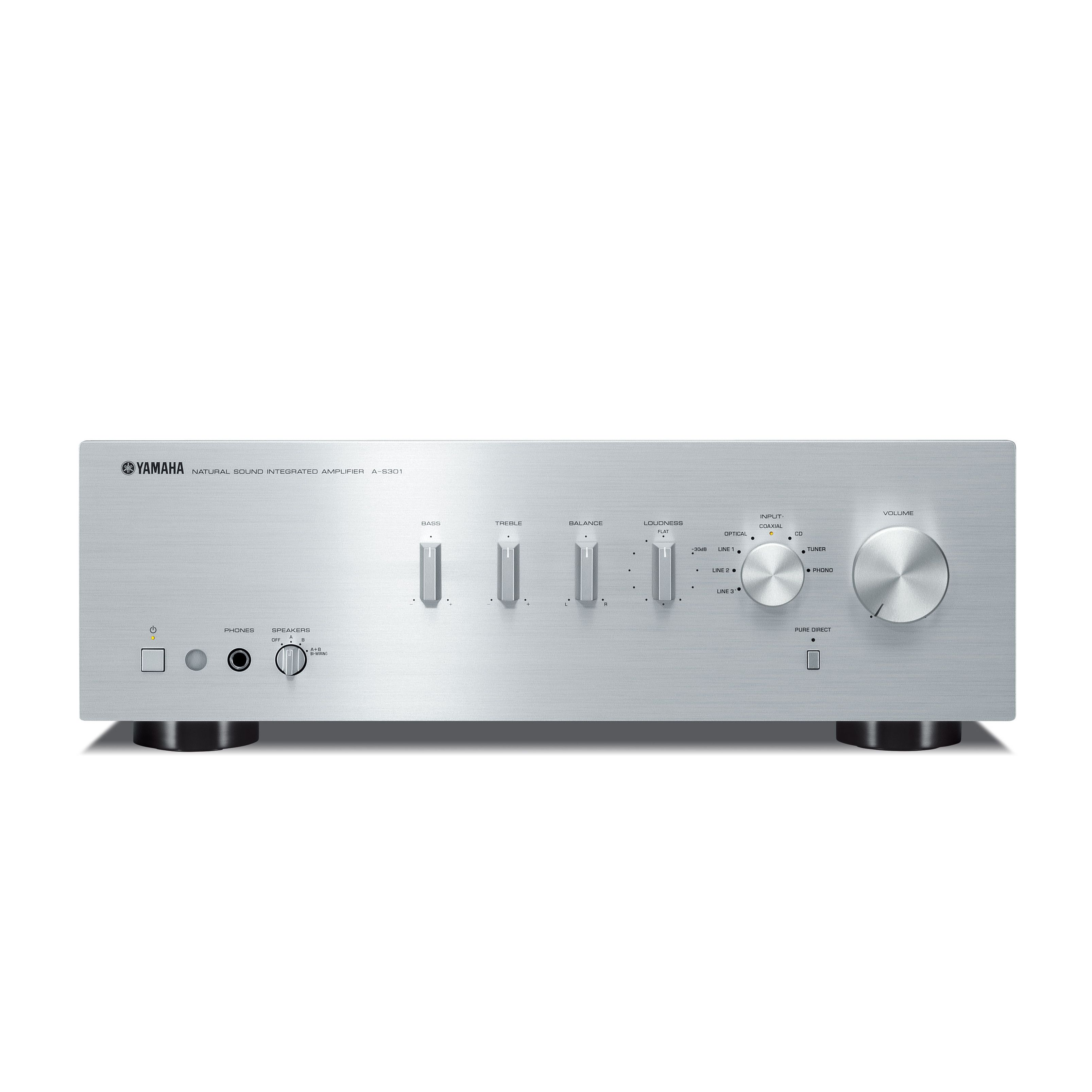 A-S301 - Overview - HiFi Components - Audio & Visual