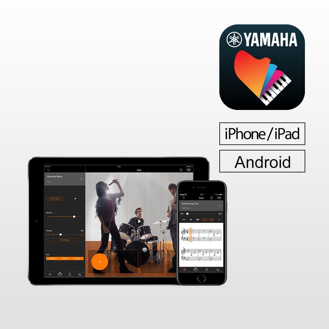 Yamaha P App Android
