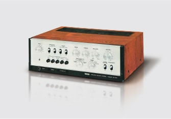 History of Integrated Amplifier - Yamaha - Other European