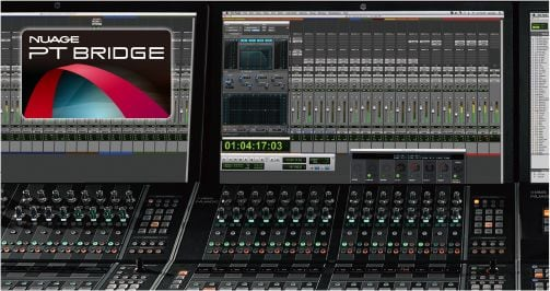 NUAGE - Control Surface - DAW Systems - Professional Audio
