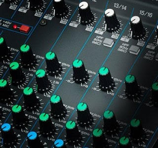 EQ and High-pass Filters