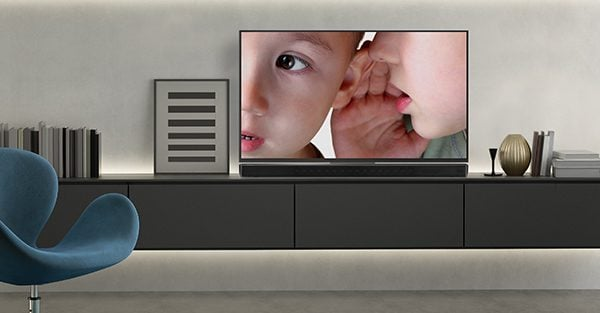 Yamaha SR-B20A Sound Bar with Built-in Subwoofer Features_clear_voice_63113b092539d3f17fed776dd5f9c49d