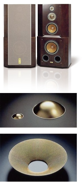 History of Speaker - Yamaha - Other European Countries