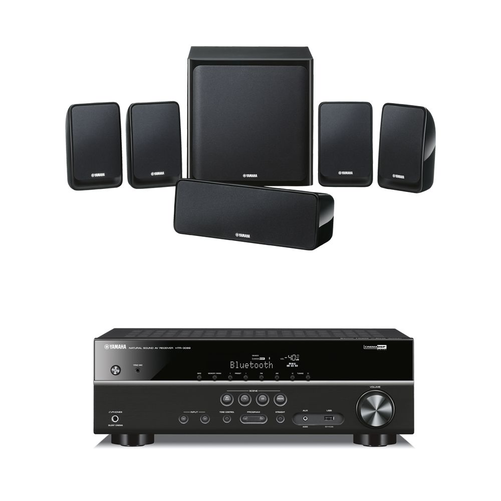 Yht 2930eu overview home theater systems audio for Yamaha sound system