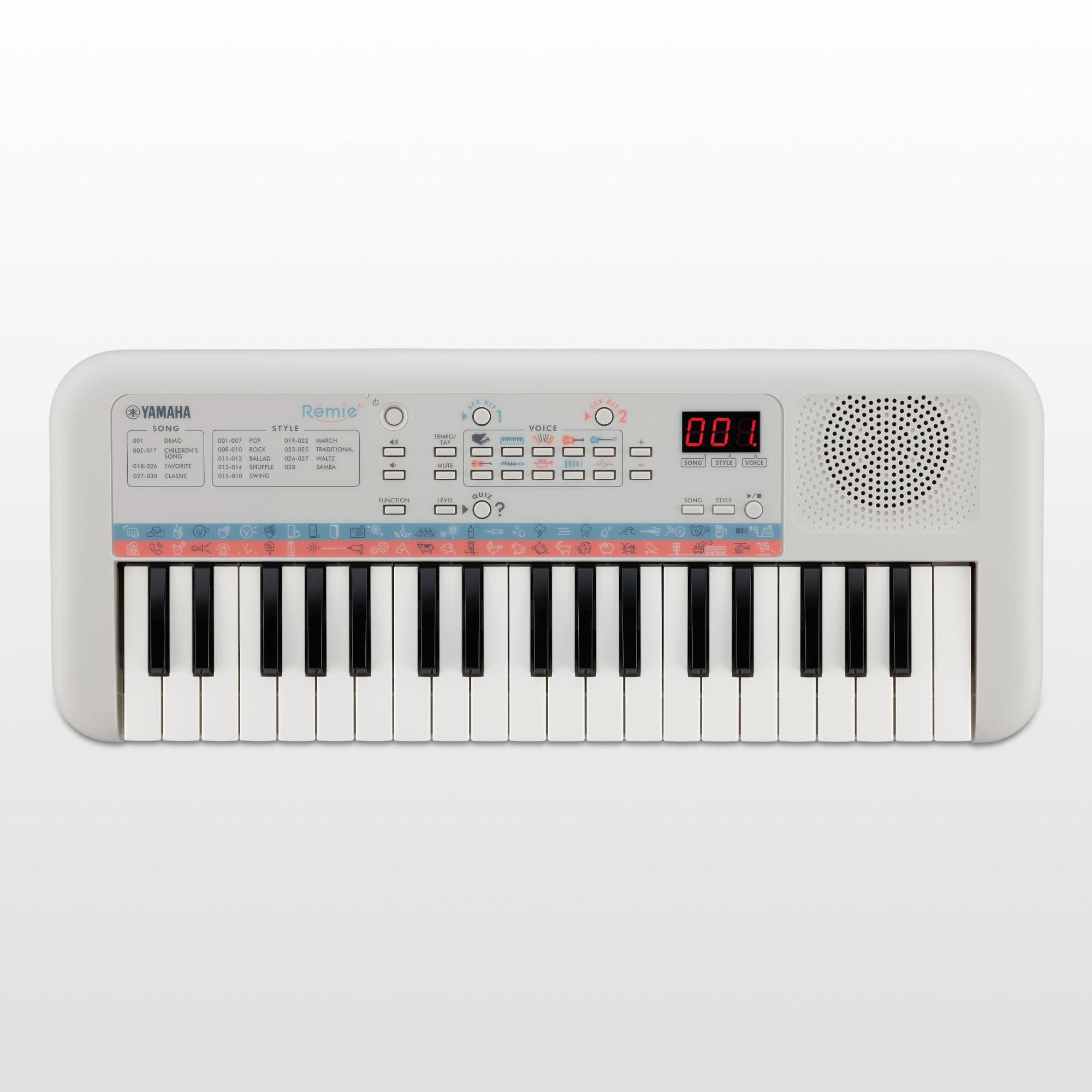 Remie PSS-E30 - Accessories - Portable Keyboards - Keyboard