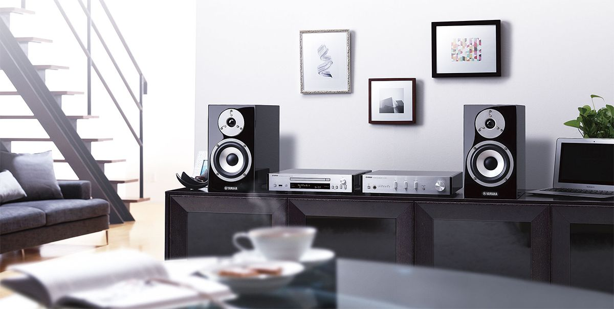 Superb quality HiFi system, creating a rich and luxurious musical space.