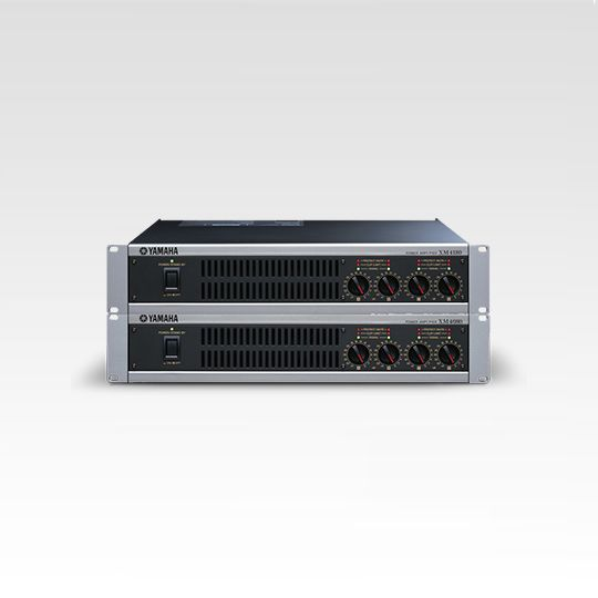 xm series specs power amplifiers professional audio products yamaha other european. Black Bedroom Furniture Sets. Home Design Ideas