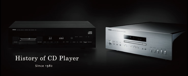 History of CD Player - Since 1982