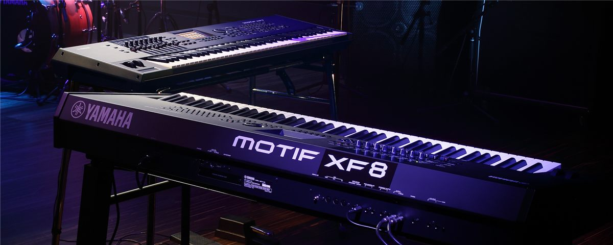 MOTIF XF - Downloads - Synthesizers - Synthesizers & Music