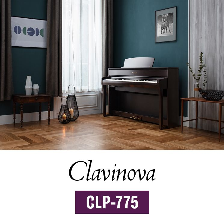 CLP-775 - Overview - Clavinova - Pianos - Musical Instruments - Products - Yamaha - Other European Countries