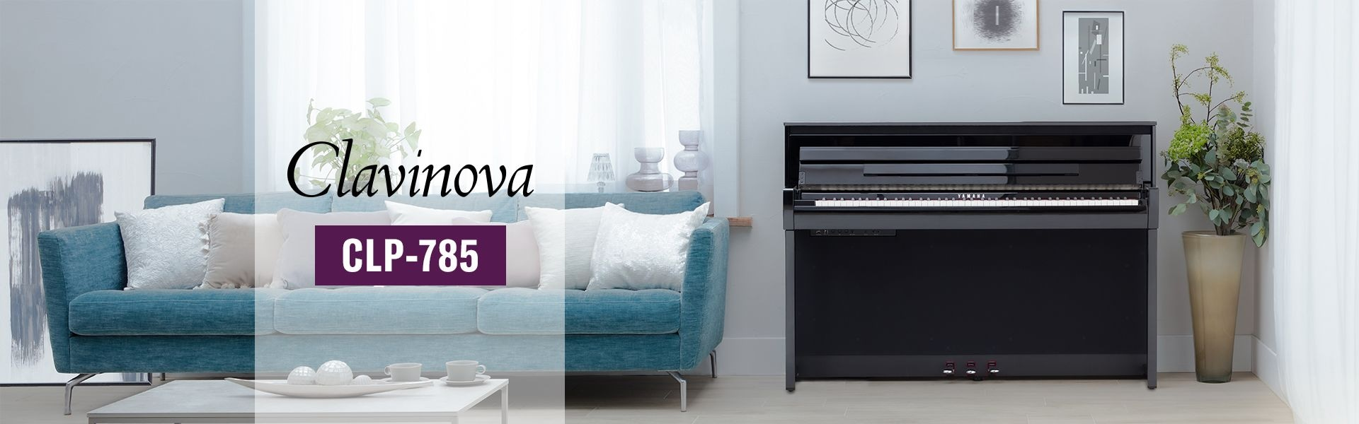 Yamaha Clavinova CLP-785