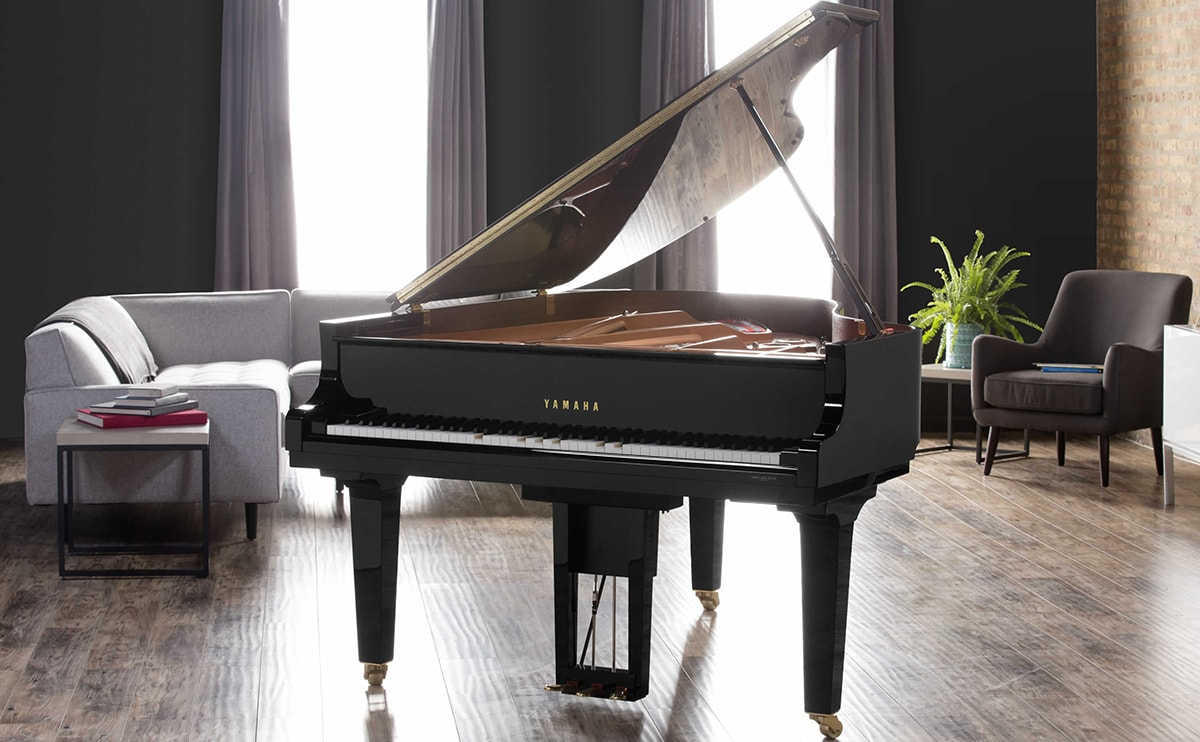 Disklavier™ - Pianos - Musical Instruments - Products