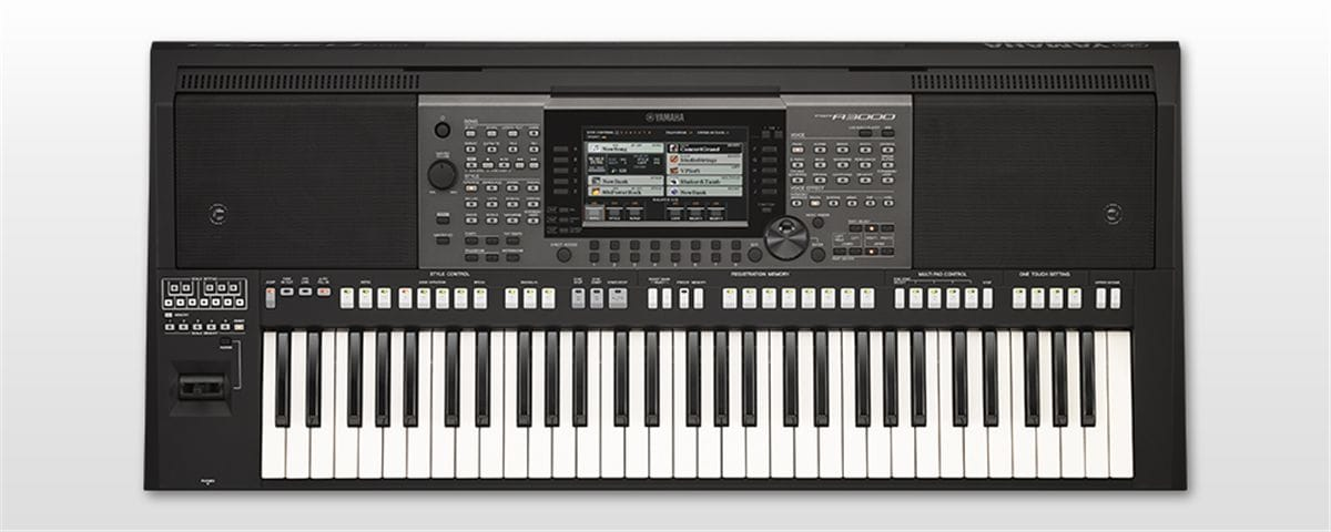 Psr a3000 voice style expansion digital workstations for Yamaha expansion pack