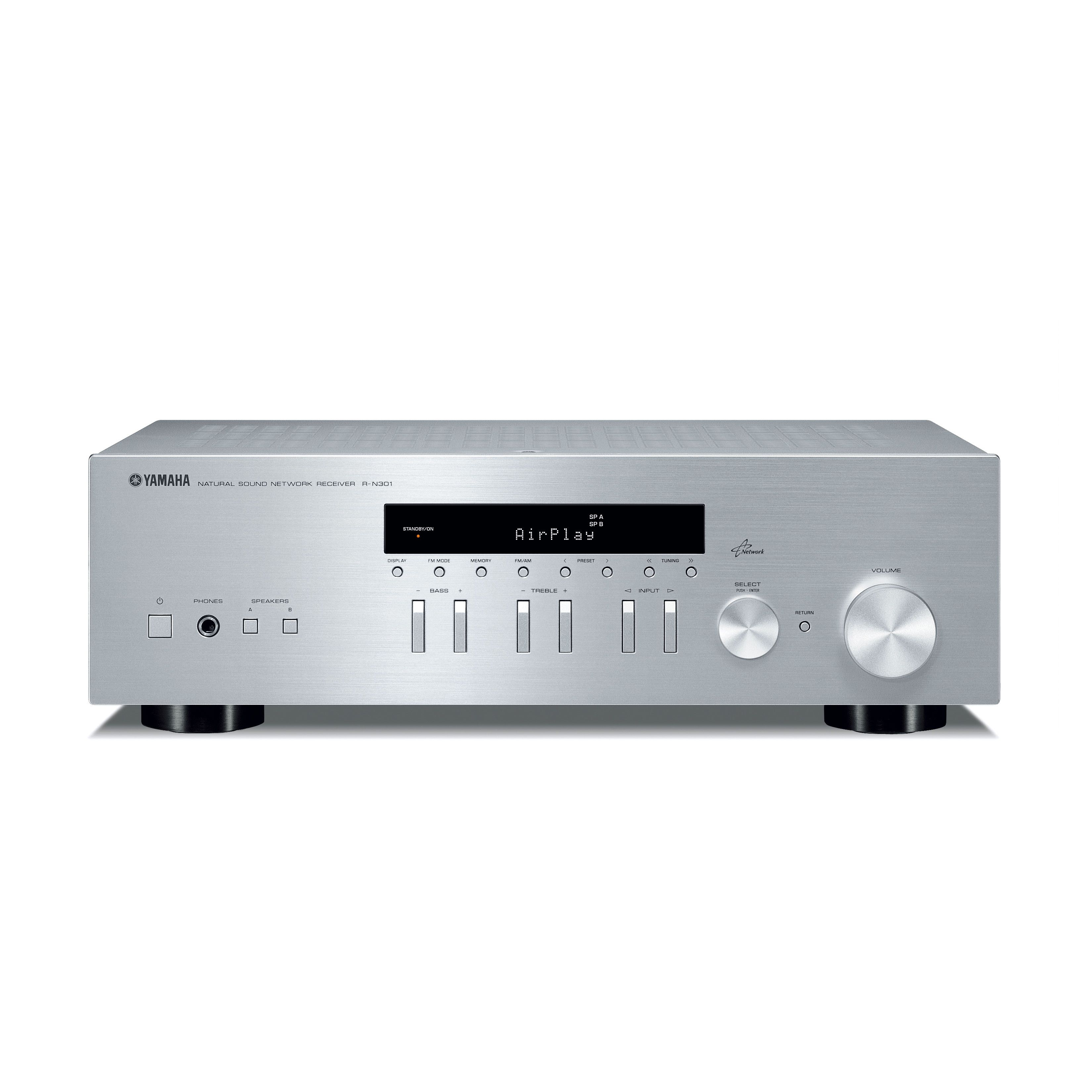 R N301 Overview Hifi Components Audio Visual