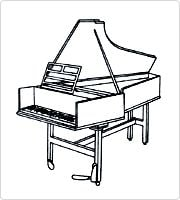 The Silbermann piano