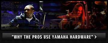 WHY THE PROS USE YAMAHA HARDWARE